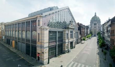 les-halles, Bruxelles