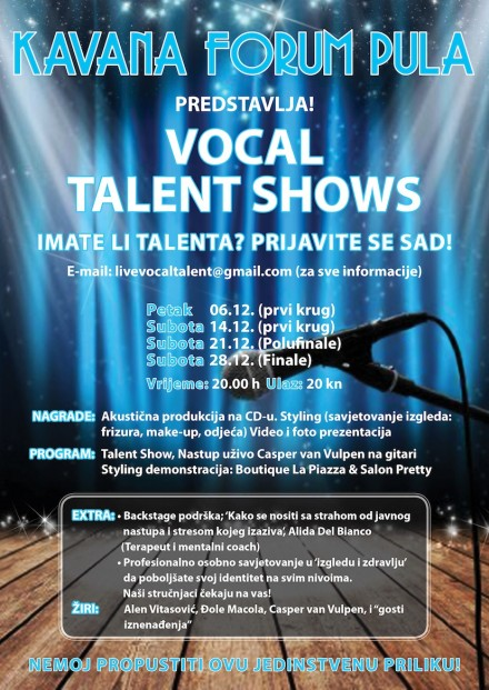 Vocal Talent Show u Puli