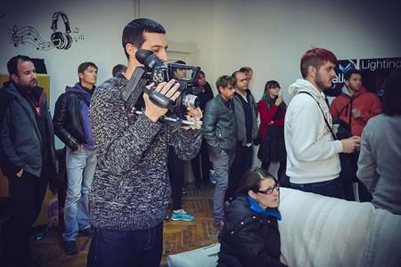edukacija snimanja kamerom i montaza
