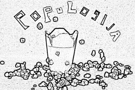 Gif Populogije izrađen stop animacijom
