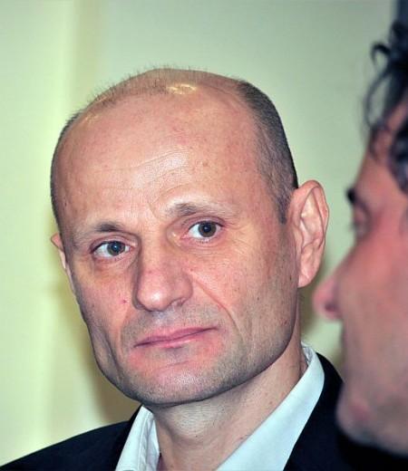 Predstavljanje književnika Dušana Šarotara