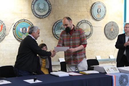 Potpisivanje ugovora o donaciji2