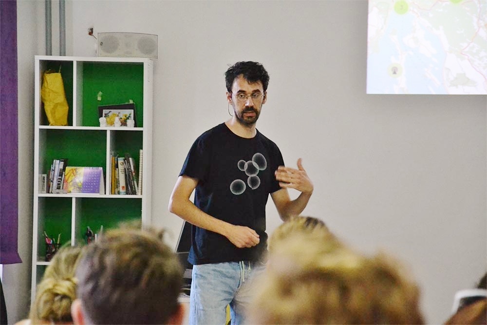 Damir Prizmić - radionica Život na internetu (3)