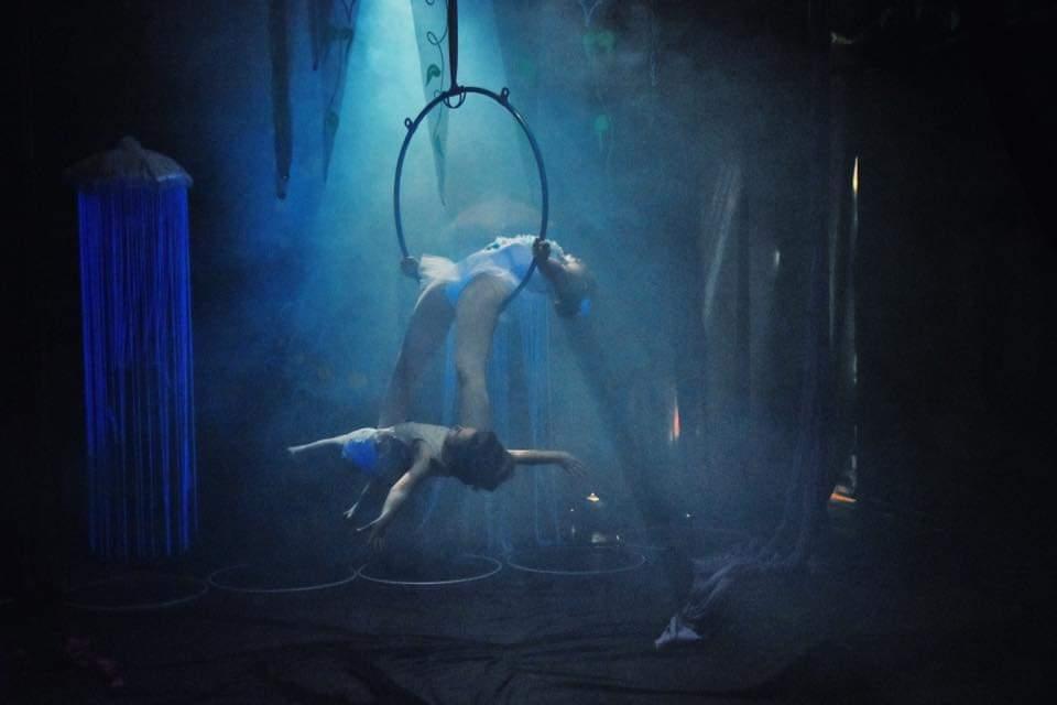 """Predstava """"(NE)Obična priča"""" u kazalištu DR. Inat DC-a Rojc"""