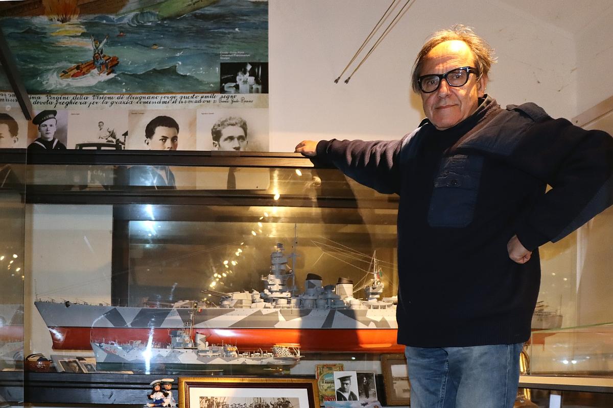 Razgovor: Sergio Gobbo, vlasnik zbirke maketa u Novigradskom muzeju Gallerion
