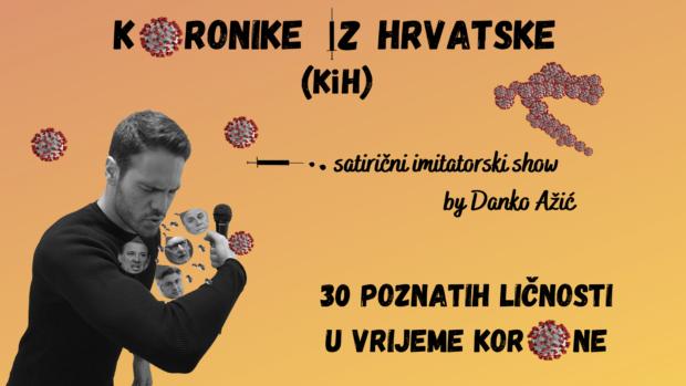 Monodrama 'Koronike iz Hrvatske' u pulskom INK-u